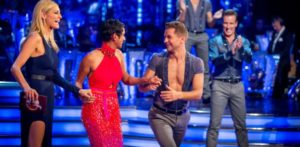 Naga Munchetty pairs with Pasha Kovalev in Strictly 2016