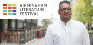 Nikesh Shukla and The Good Immigrant at BLF 2016