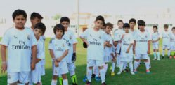 Real Madrid Foundation supports Football in Pakistan