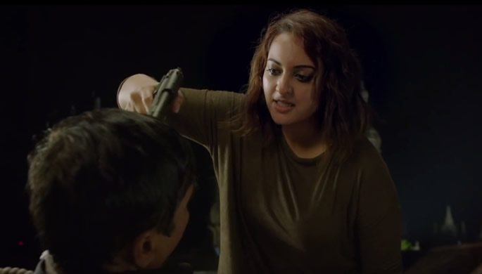 Sonakshi Sinha is the Fierce and Feisty Akira