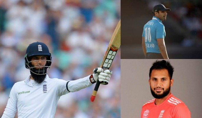 British Asians who have represented England