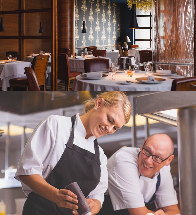 The Club Hotel & Spa offers Michelin Star Dining in Jersey
