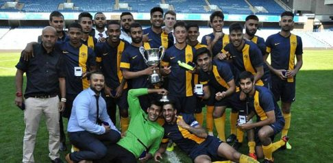 UK Asian Football Championships features biggest Asian teams