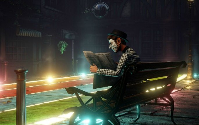 We Happy Few Top 10 Visually Stunning Games