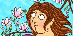 Kripa Joshi's comic Miss Moti tackles Body Issues