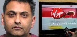 Leicester Asian Man jailed for £60m Virgin Media Scam