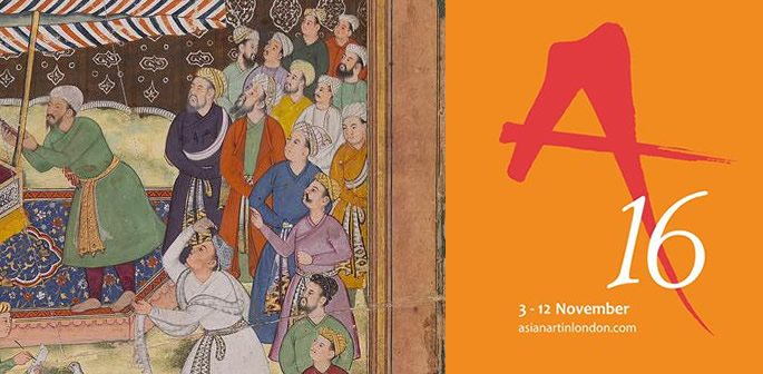 Asian Art in London showcases finest Indian Art