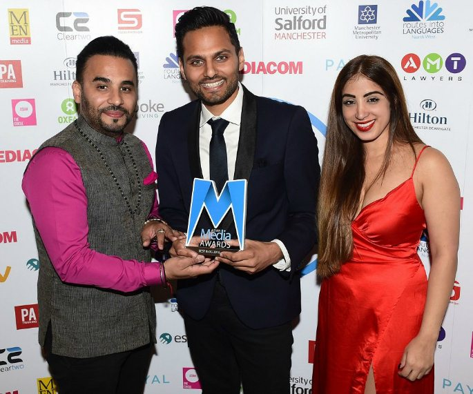 The Asian Media Awards 2016 Winners