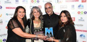 ஆசிய மீடியா விருதுகள் 2016 வெற்றியாளர்கள்