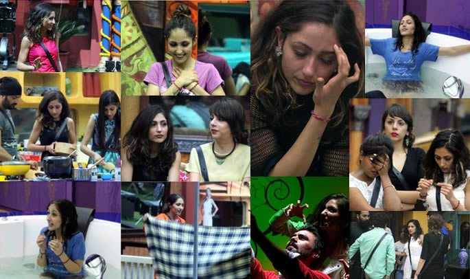 Akansha Sharma gets Evicted from the Bigg Boss House