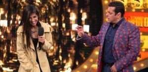 Indiawali Priyanka Jagga gets evicted from the Bigg Boss House