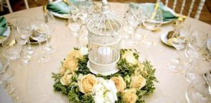 Birdcages ~ A Decorative Trend at South Asian Weddings?