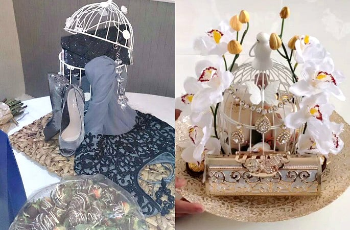 Birdcages ~ A Decorative Trend at South Asian Weddings