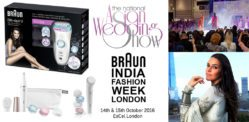 Win a Braun Beauty Bundle and Tickets for India Fashion Week London