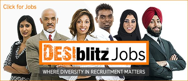 Click here for the latest DESIblitz Jobs
