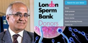 Dr Kamal Ahuja launches 'Find a Daddy' app for women to browse through sperm donors