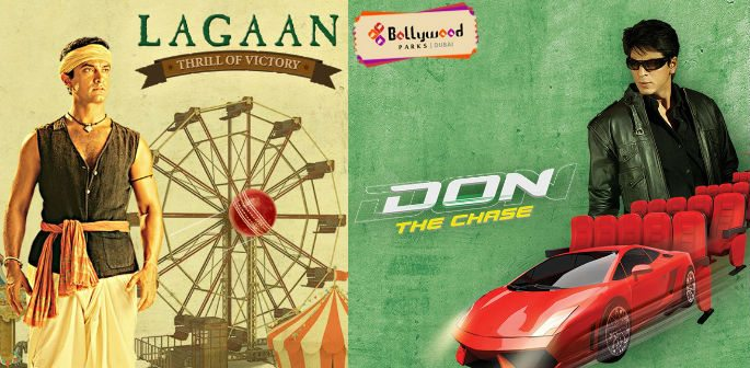 Dubai Theme Park turns Bollywood Films into Fun Rides