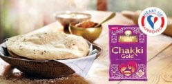 Elephant Atta Chakki Gold endorsed by HEART UK