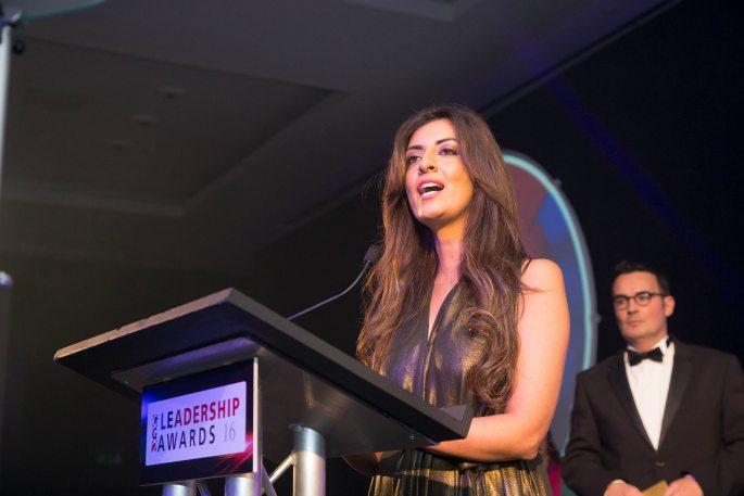 Winners of the GG2 Leadership Awards 2016