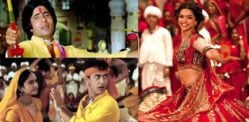 10 Amazing Garba and Dandiya Tracks to Dance to