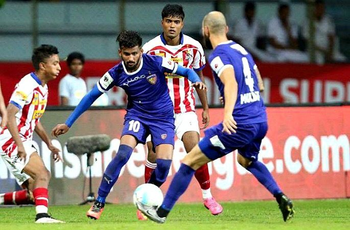 Jayesh Rane will be hoping to receive a national team call-up