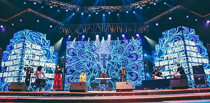 Indian Jam Project gives Western music an Indian Makeover