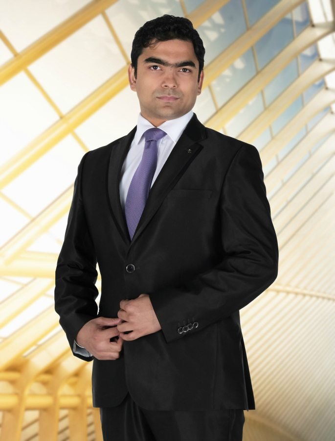 Interview with The Apprentice candidate Karthik Nagesan