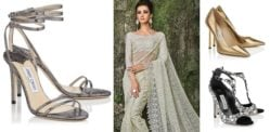 5 Jimmy Choo 'Memento' shoes to Match your Saree