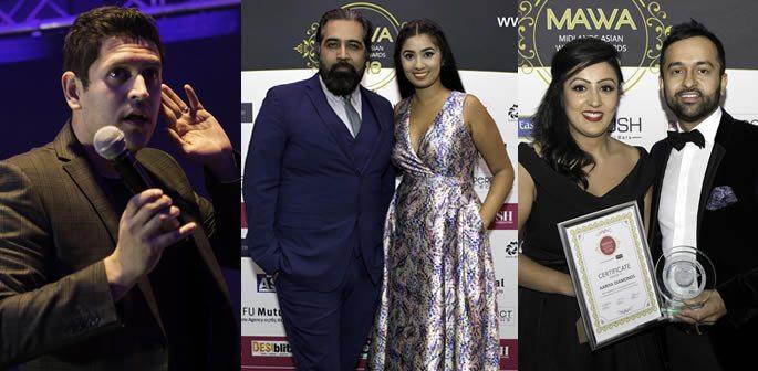 Midlands Asian Wedding Awards 2016 Winners