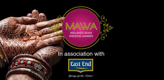 Midlands Asian Wedding Awards 2016 Finalists