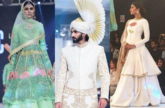 Ali Xeeshan Khamoshi Bridal Collection