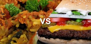 The Modern Asian Diet ~ Better or Worse?