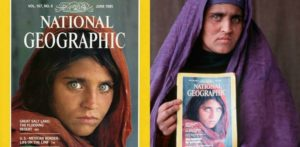 National Geographic's Green-eyed Icon Arrested in Pakistan