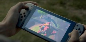 Nintendo's Next Console Unveiled as the Nintendo Switch