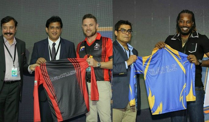Brendon McCullum joins the Lahore Qarandas while Chris Gayle leaves for the Karachi Kings