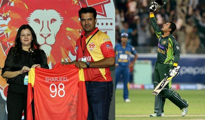 Sharjeel Khan's impressive PSL perfomances led to a national team call-up