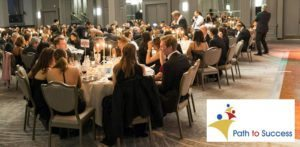 Path to Success raises £100k at 10th Anniversary Gala Dinner