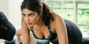 Priyanka Chopra fights for Love in Quantico