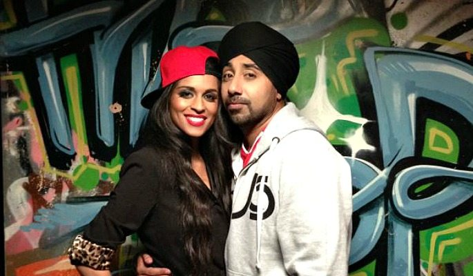 Superwoman is one of several big names that Jassi Sidhu has collaborated with recently