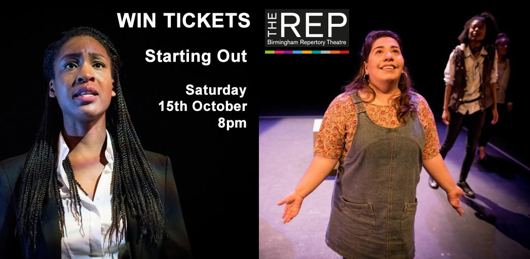Win Tickets for Starting Out at The REP