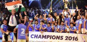 India beat Iran to win Kabaddi World Cup 2016