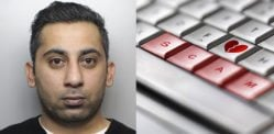 Asian Online Dater Jailed for defrauding £250,000 off Women
