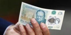 Vegani furiosi per la nuova banconota da 5 sterline contenente grasso animale