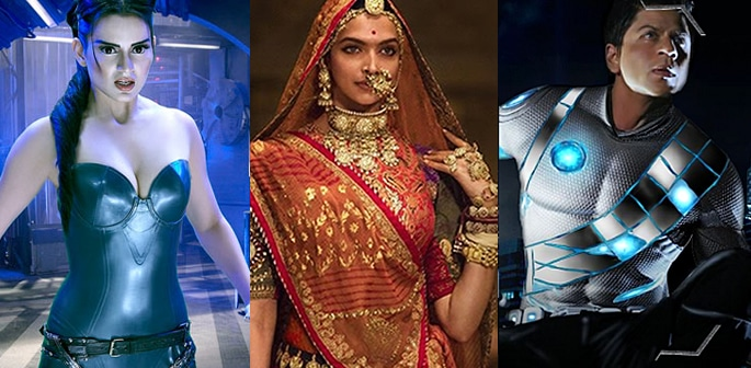 14 Most Expensive Bollywood Costumes Ever Worn by Stars ft