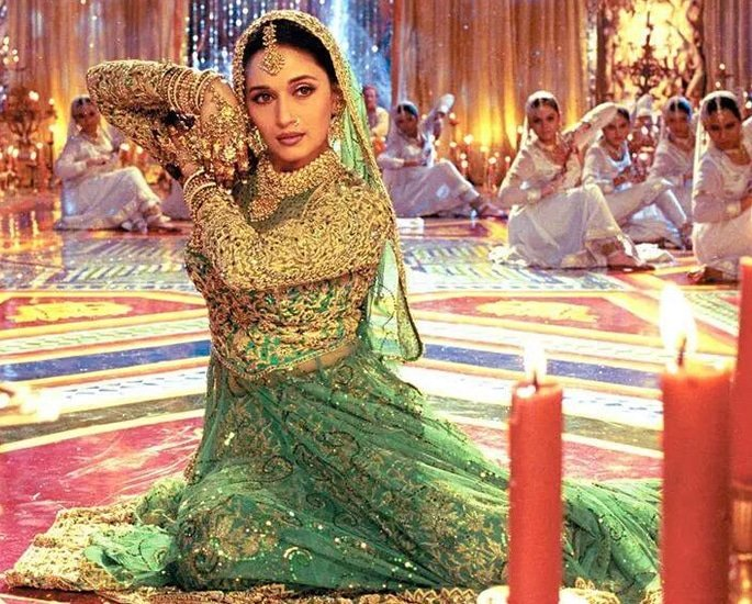 14 Most Expensive Bollywood Costumes - Mardala Devdas