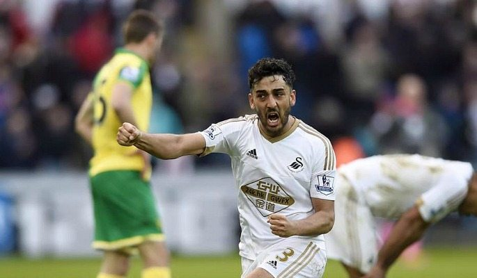 Neil Taylor is one of the highest regarded British Asians to watch in English football