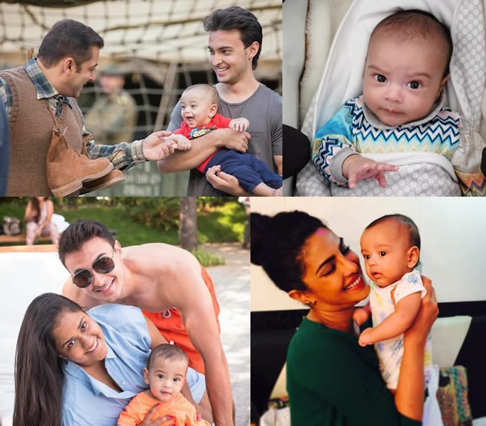 Babies AbRam and Ahil are Celebrities on the Web