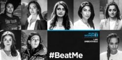 #BeatMe: Pakistani Celebrities Speak on Women Rights