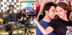 Ranveer Singh and Vaani Kapoor on becoming 'Befikre'