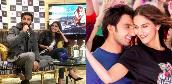 Ranveer Singh and Vaani Kapoor On Becoming 'Befikre'